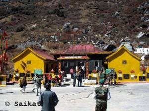 Baba Mandir- Gangtok