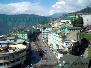 MG Marg Gangtok City